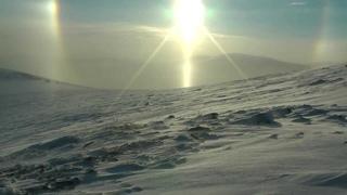 Перевал Дятлова, февраль 2014 - ч.4/5
