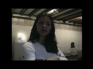 Ana María Orozco antes de Betty la Fea en Gente