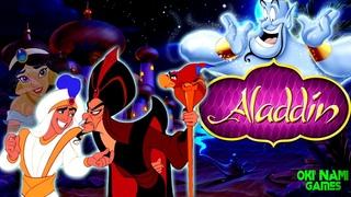 Аладдин||Aladdin БЕЗ СМЕРТЕЙ, ЛЮТЫЙ ПОТ (SNES) прохождение с комментариями