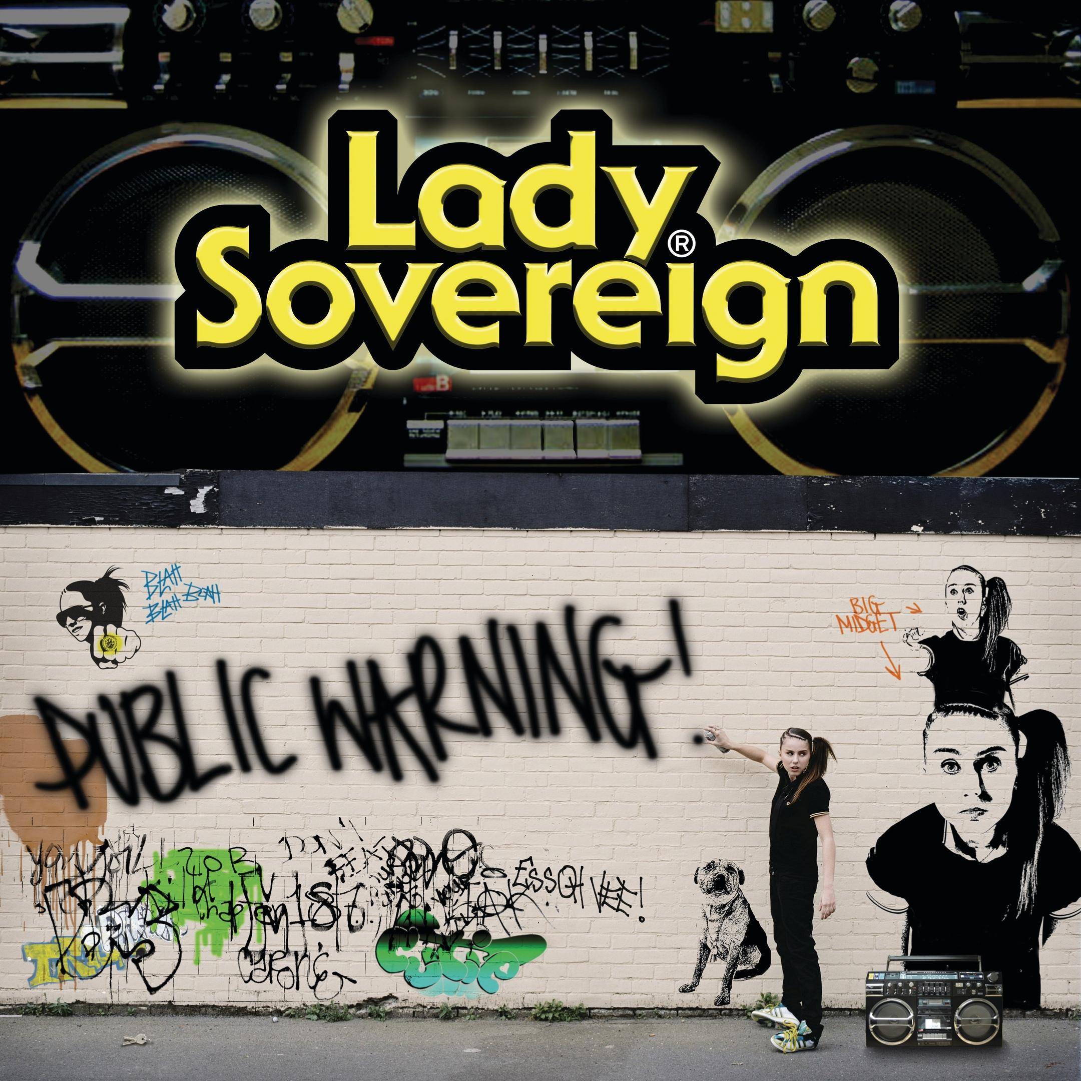 Lady Sovereign album Public Warning!