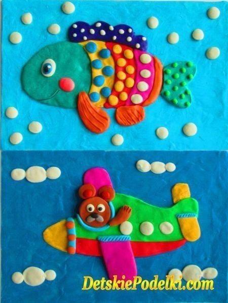 ЛЕПКА КАРТИН ИЗ ПЛАСТИЛИНА Лепка картин из пластилина - отличный способ развития мелкой моторики у ребенка. Эта статья поможет вашему чаду развить начальные навыки лепки из пластилина: катание