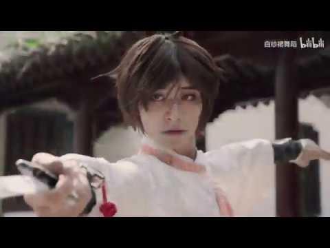 李白剑舞 Совиньон Блан защищает вечный белый лунный свет Датанга