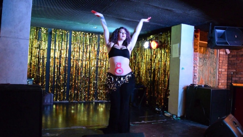 Tribal Fusion Belly Dance Hannah Wayte Dublin May 2018