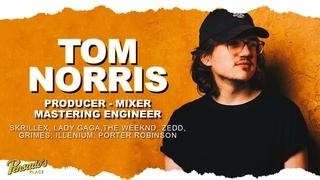 Skrillex Mix Engineer / Producer / Mastering Engineer, Tom Norris - Pensado's Place #464