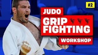 Travis Stevens Judo Gripping & Hand Placement Workshop