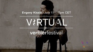 Virtual Verbier Festival: DG presents Evgeny Kissin