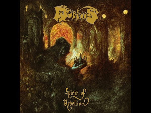 Mortiis - Spirit Of Rebellion (2020) Full album